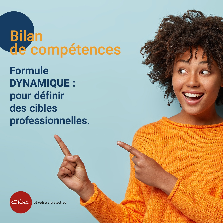 campagne facebook bilan de compétences CIBC