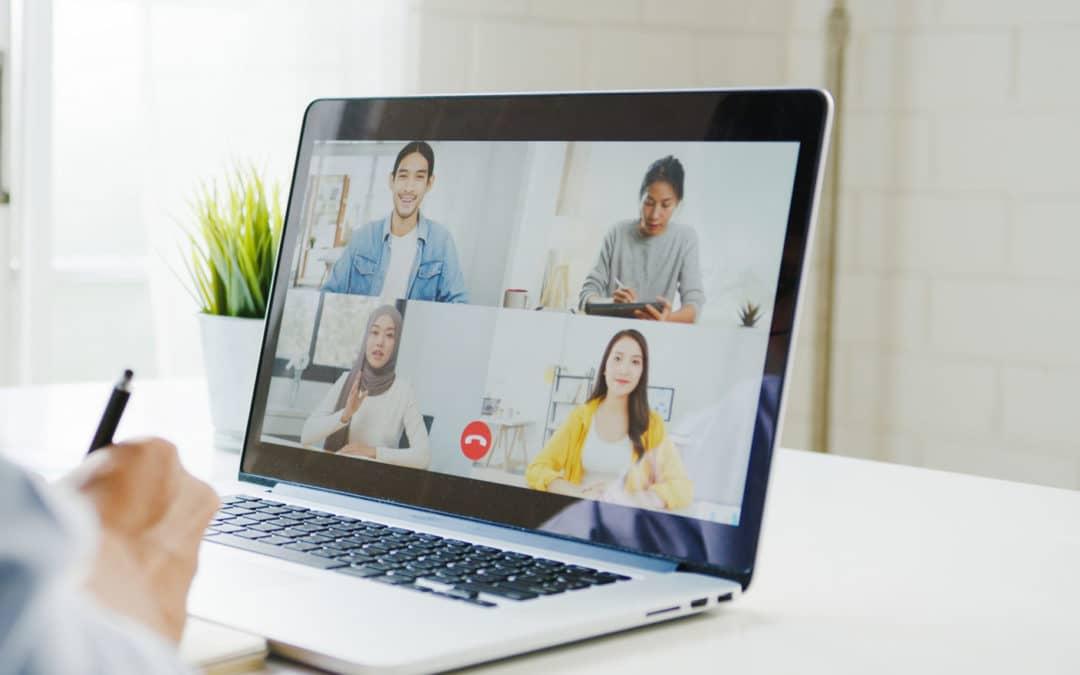 La création d'un site internet, à distance !