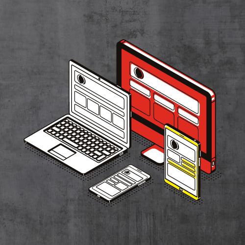 webdesign par les trafiquantes
